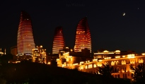 Flame Towers.