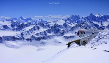 Lea Prus - 5* pod Elbrusem.